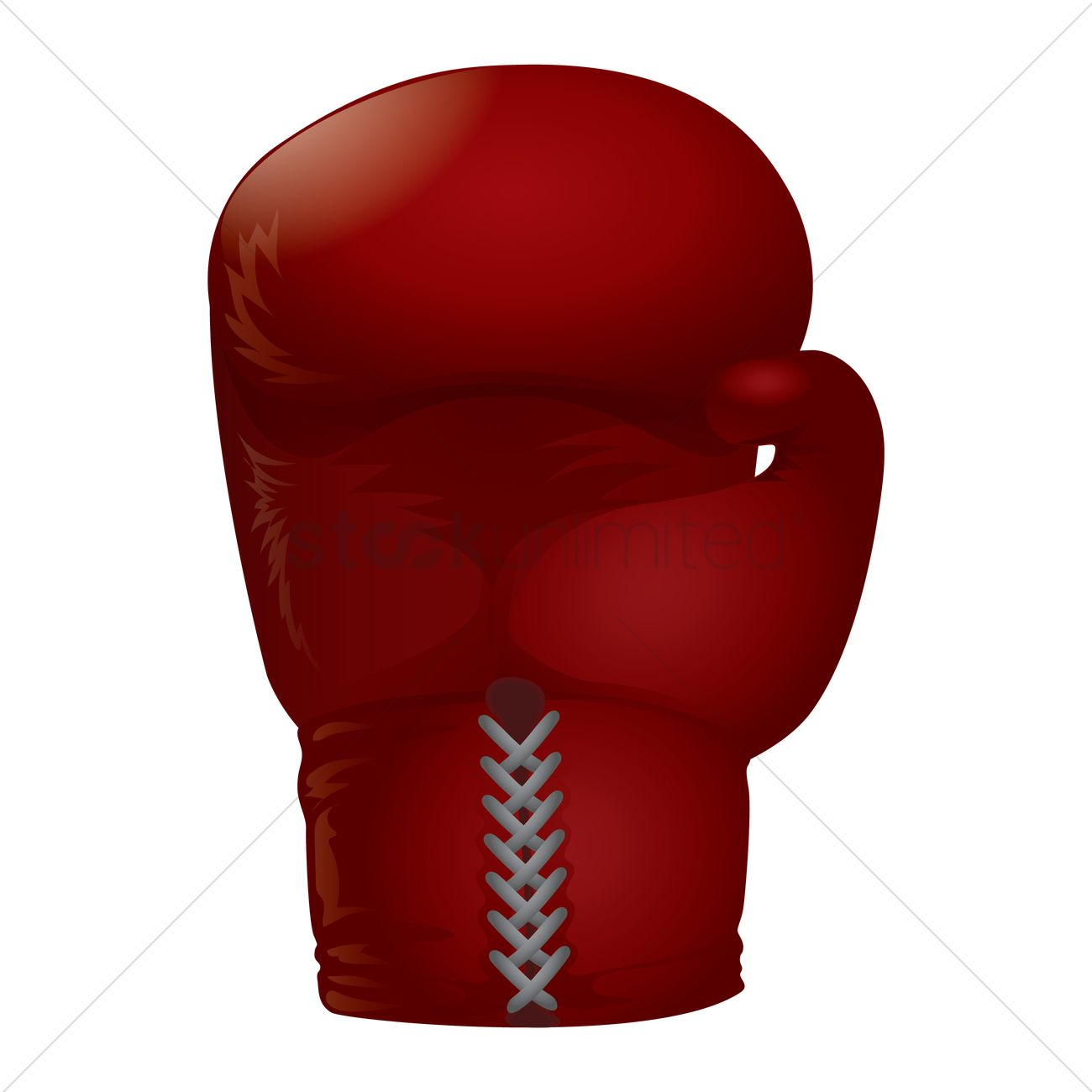 1300x1300 Boxing Gloves Vector Image