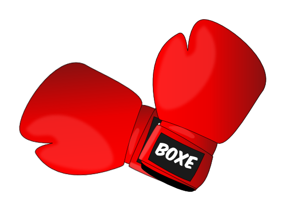 555x418 Boxing Gloves Free To Use Cliparts