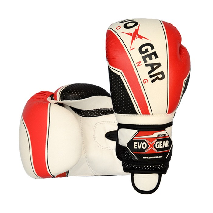 700x700 Evoxgear Elite Boxing Glove Red 12oz, High Quality Boxing Gloves