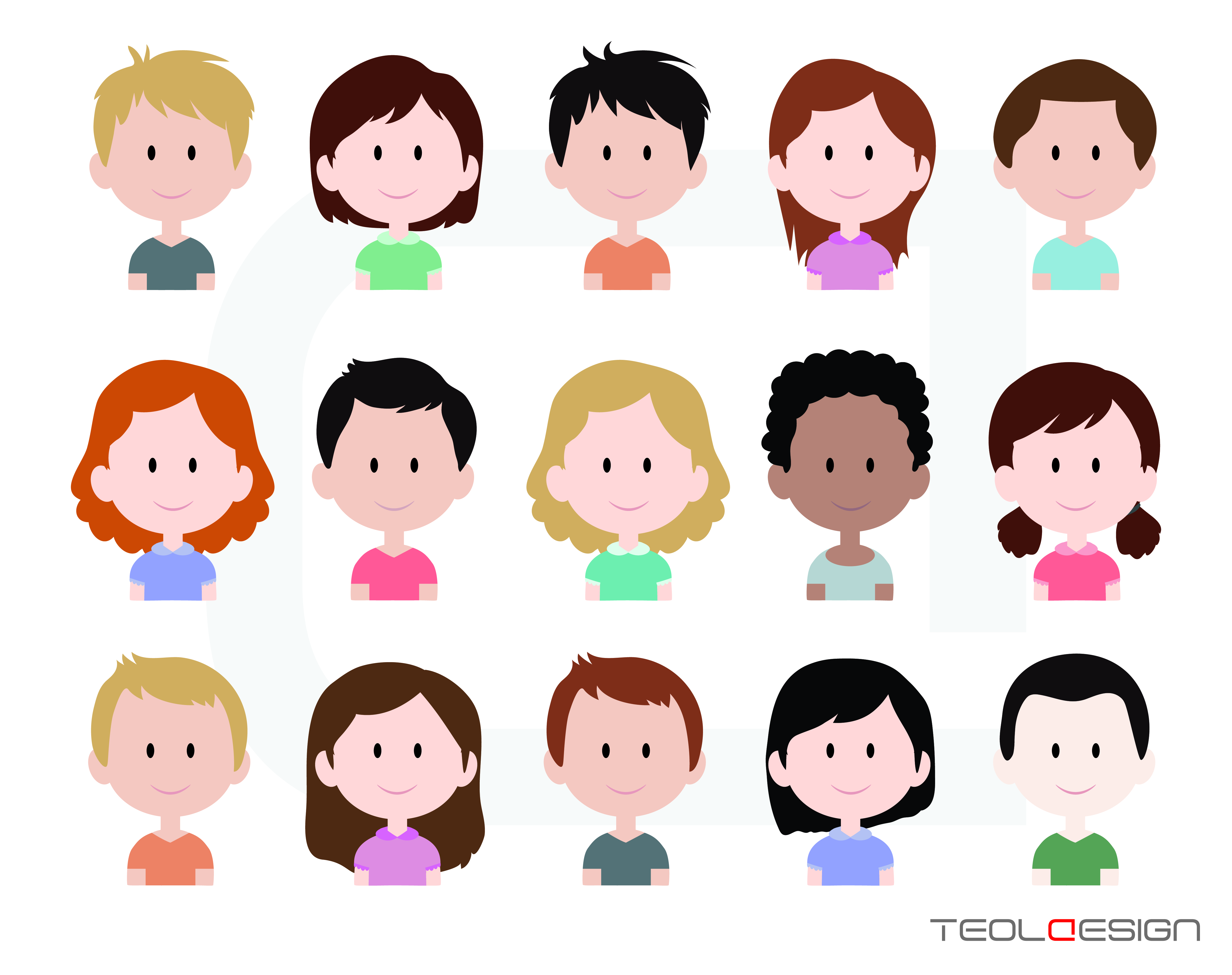 Boy And Girl Clipart | Free download best Boy And Girl ...