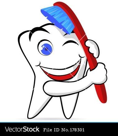 380x440 Brush Teeth Clip Art