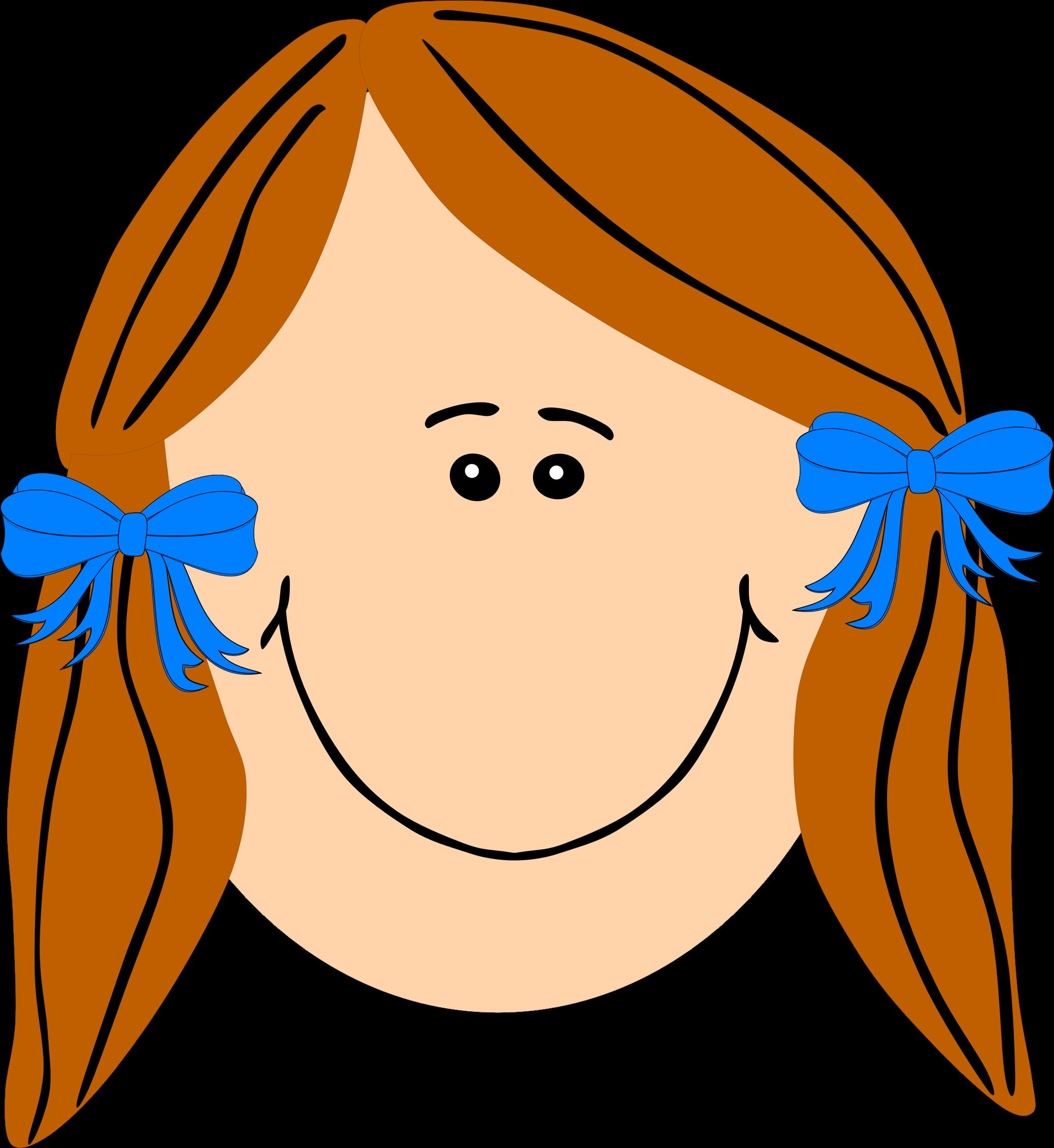 2076x2261 Long Hair Clipart Cartoon