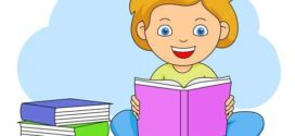 272x125 Kid Reading A Book Clipart 101 Clip Art On Reading A Book