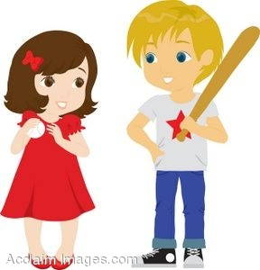 288x300 Boy And Girl Friends Clipart