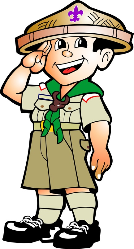 433x800 Boy Scout Of The Philippines Clip Art Clipart