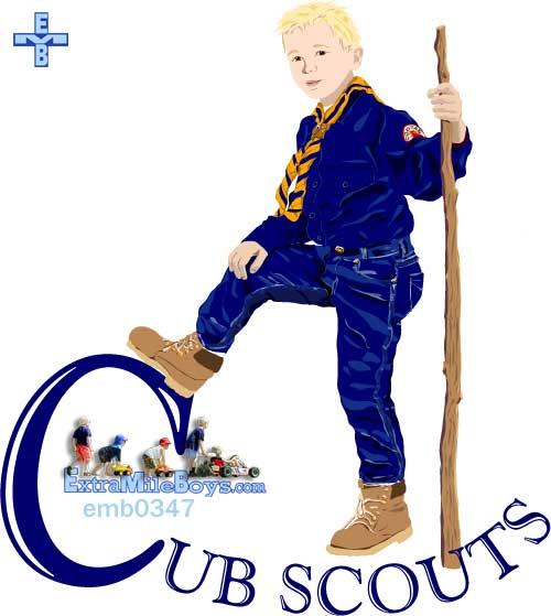500x559 Cub Scout Clipart Boy Scouts Clip Art Extra Mile Boys
