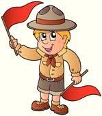 149x170 Boy Scout Clip Art