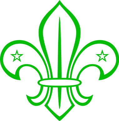 381x389 Fileboy Scouts Van Suriname.svg