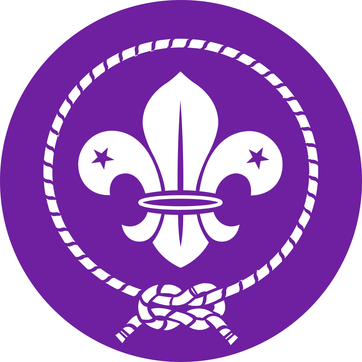 1200x1200 World Scout Emblem