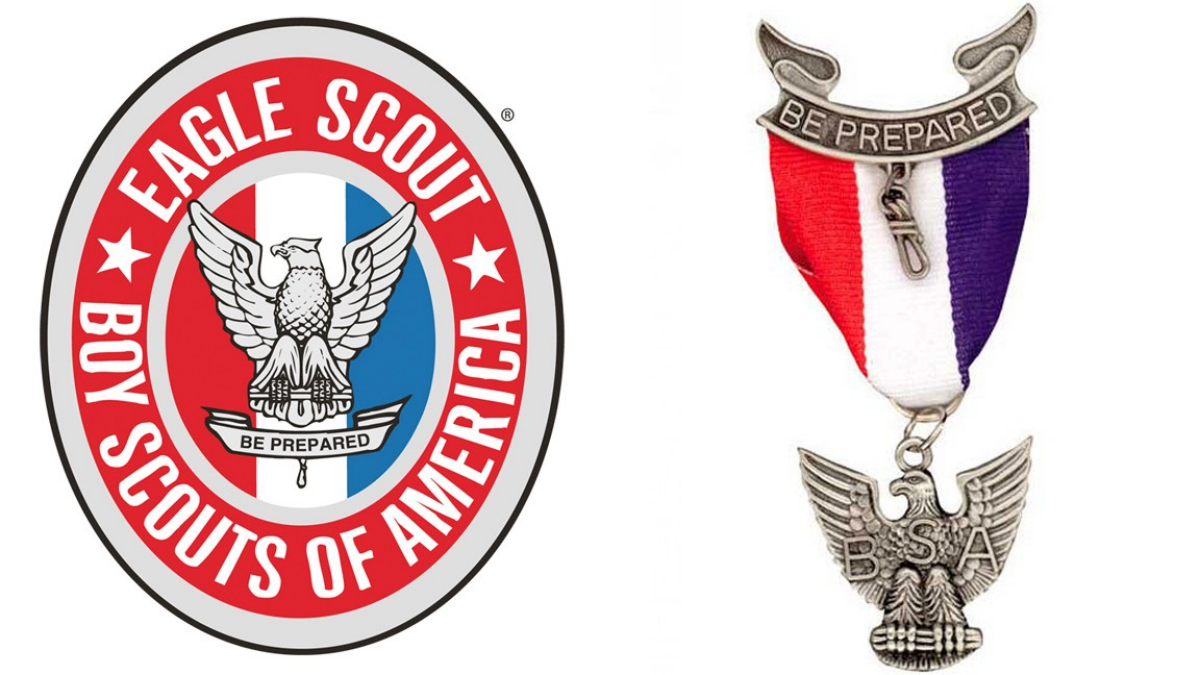 1200x675 Eagle Scout Badge Clipart