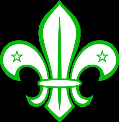 381x389 Scout Emblem Clipart