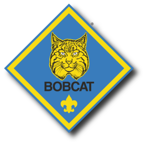 285x284 Bobcat Badge
