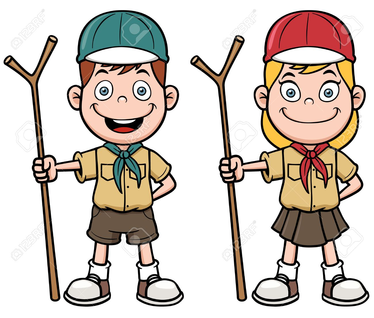1300x1104 2,317 Boy Scout Cliparts, Stock Vector And Royalty Free Boy Scout