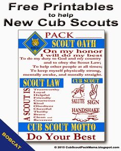 picture about Cub Scout Motto in Sign Language Printable identified as Boy Scout Legislation Totally free down load ideal Boy Scout Legislation upon