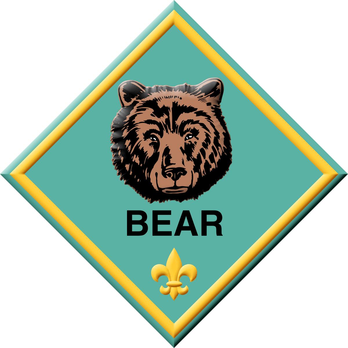 1200x1200 Cub Scout Citizenship Clipart