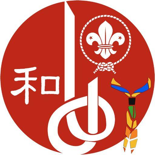 512x512 312 Best Scout Jamboree Badges Etc Images Patches