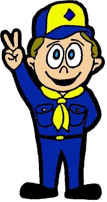 352x664 Free Boy Scout Clip Art