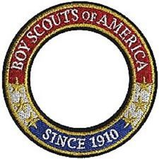225x225 Boy Scouts Of America World Scouting Crest Patch Bsa Ebay