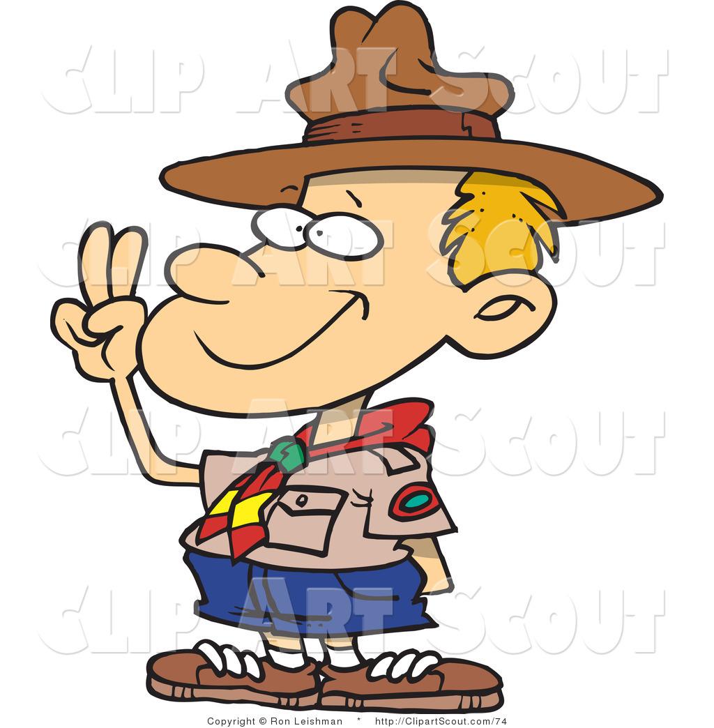 1024x1044 Boy Scout Clipart