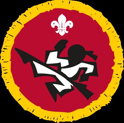 400x397 Martial Arts Activity Badge