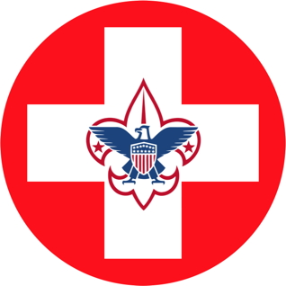 318x318 Boy Scout First Aid O Ree