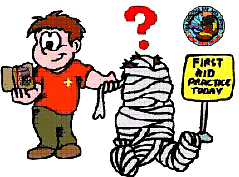 239x177 Boy Scout First Aid Clip Art Cliparts