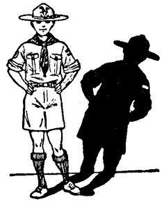 Boy Scouts Clipart