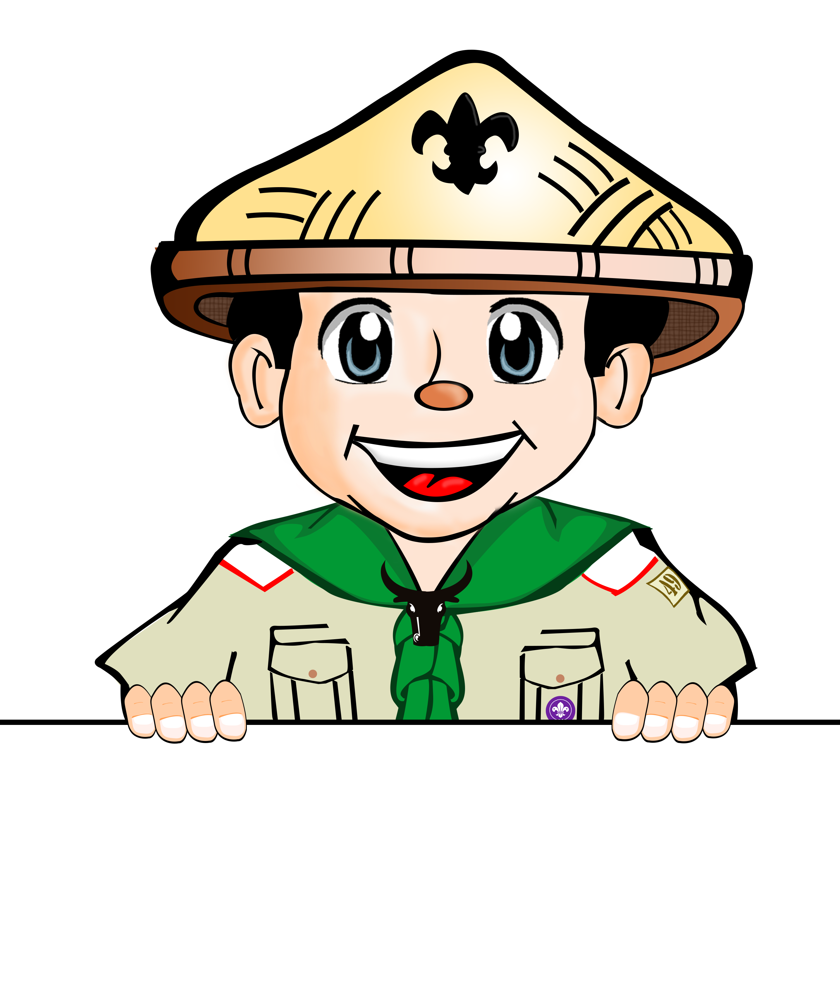 2872x3430 Elementary Boy Scout Boy Scout Of The Philippines Biboy
