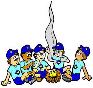 300x282 Campfire Clipart Cub Scout