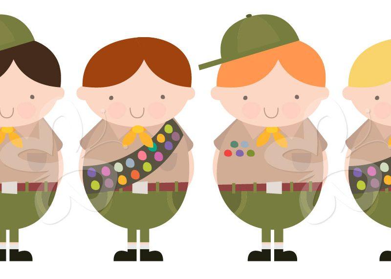 800x571 Chic Design Boy Scout Clip Art Cub Logos Of The Scouts America