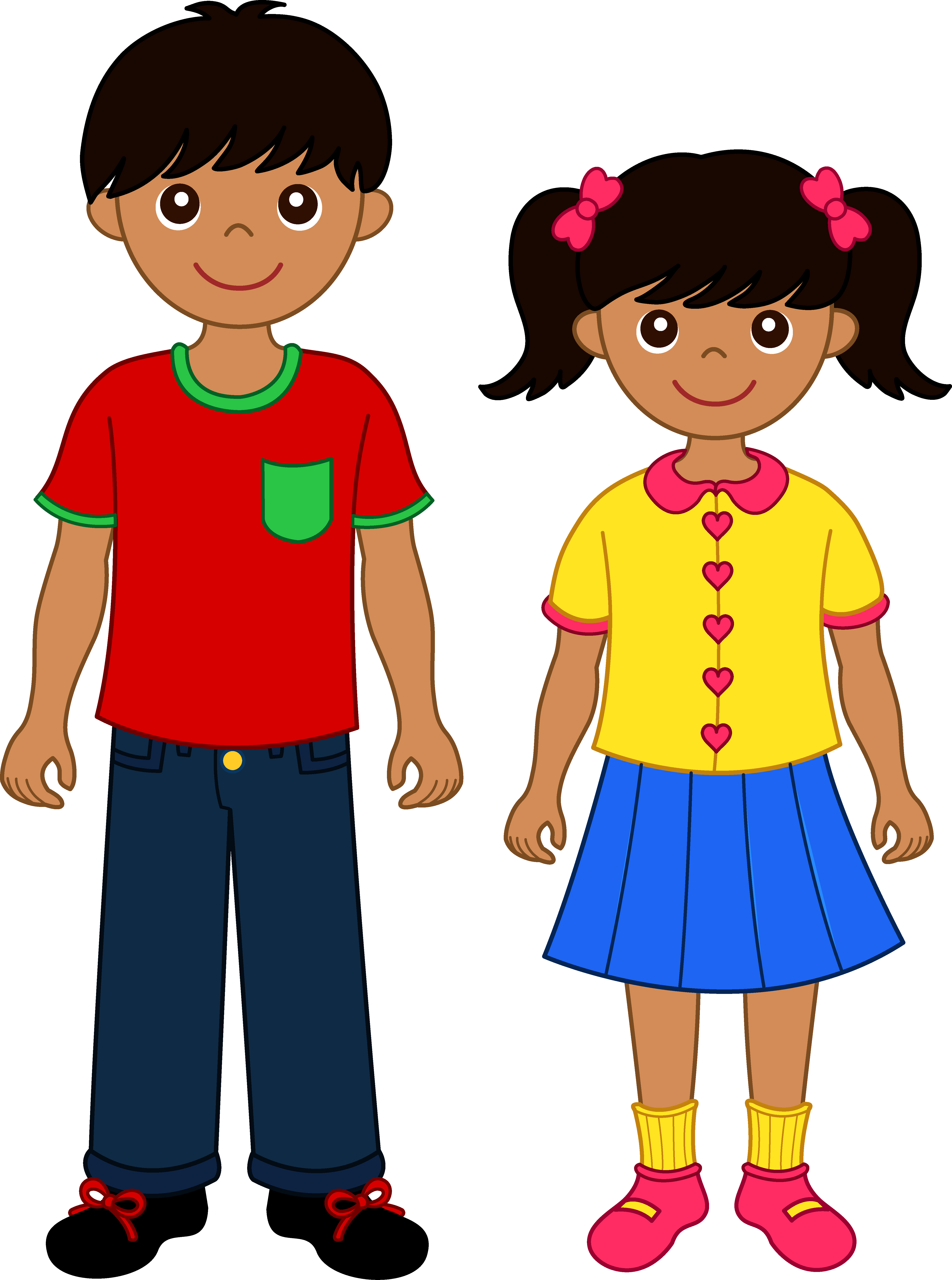 4965x6675 Clip Art Child