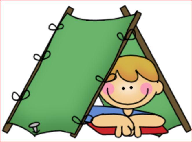 663x491 Clip Art Rv Camp Out Clipart