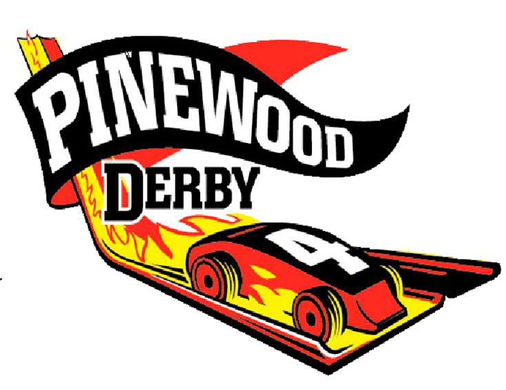735x567 Cub Scout Pinewood Derby Clipart