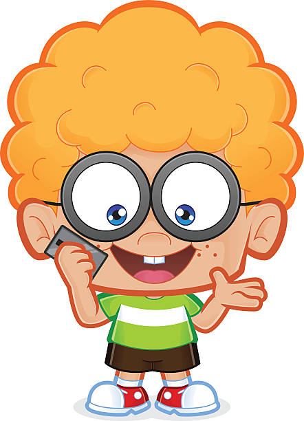442x612 Kid On Phone Clipart Amp Kid On Phone Clip Art Images