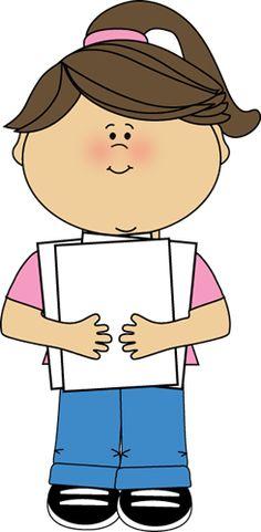 236x481 Little Boy Carrying School Books Clip Art