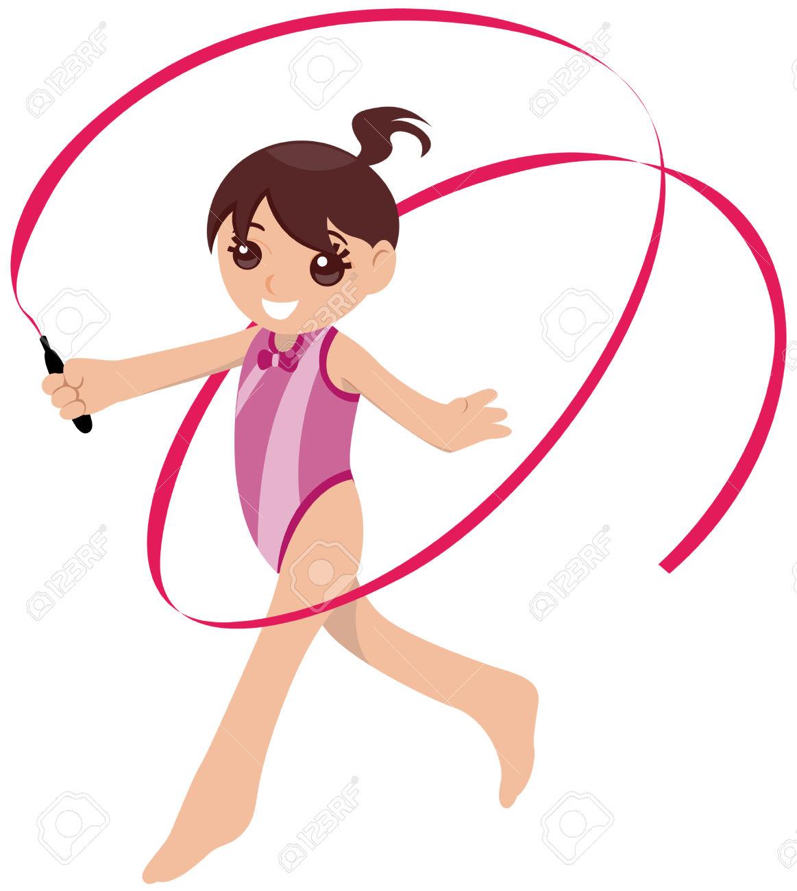 1163x1300 Gymnast Clipart Children'S
