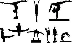 300x180 Gymnastics Clipart Boy On Balance Beam Gymnastic 4