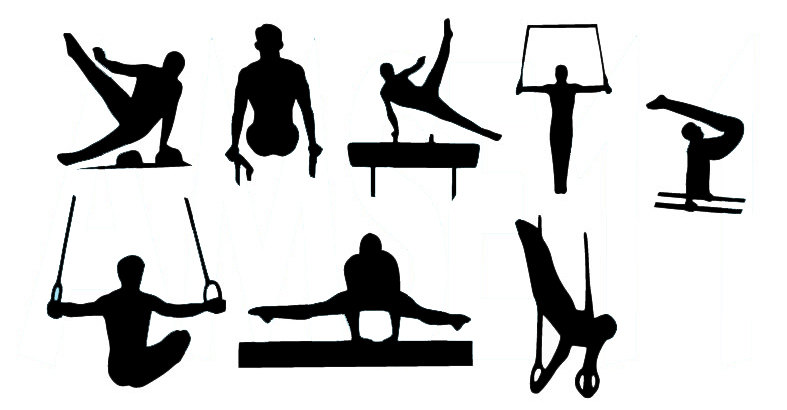 787x410 Gymnastics Clipart Images And Clip Art On Wikiclipart