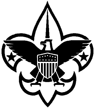366x416 Boy Scout Of America Logo Clip Art