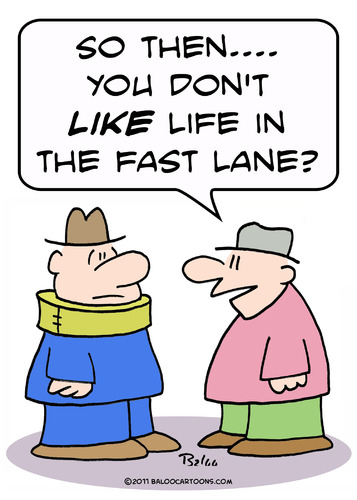 357x500 Life Fast Lane Neck Brace By Rmay Media Amp Culture Cartoon Toonpool