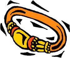 225x187 Bracelet Clipart