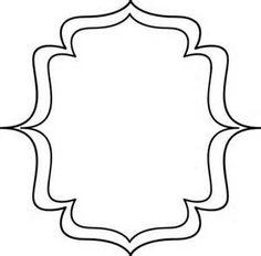 236x232 Black And White Bracket Frame Free Printables Clip