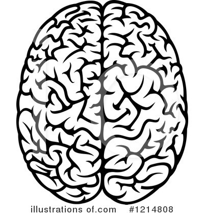 400x420 Mind Clipart Black And White