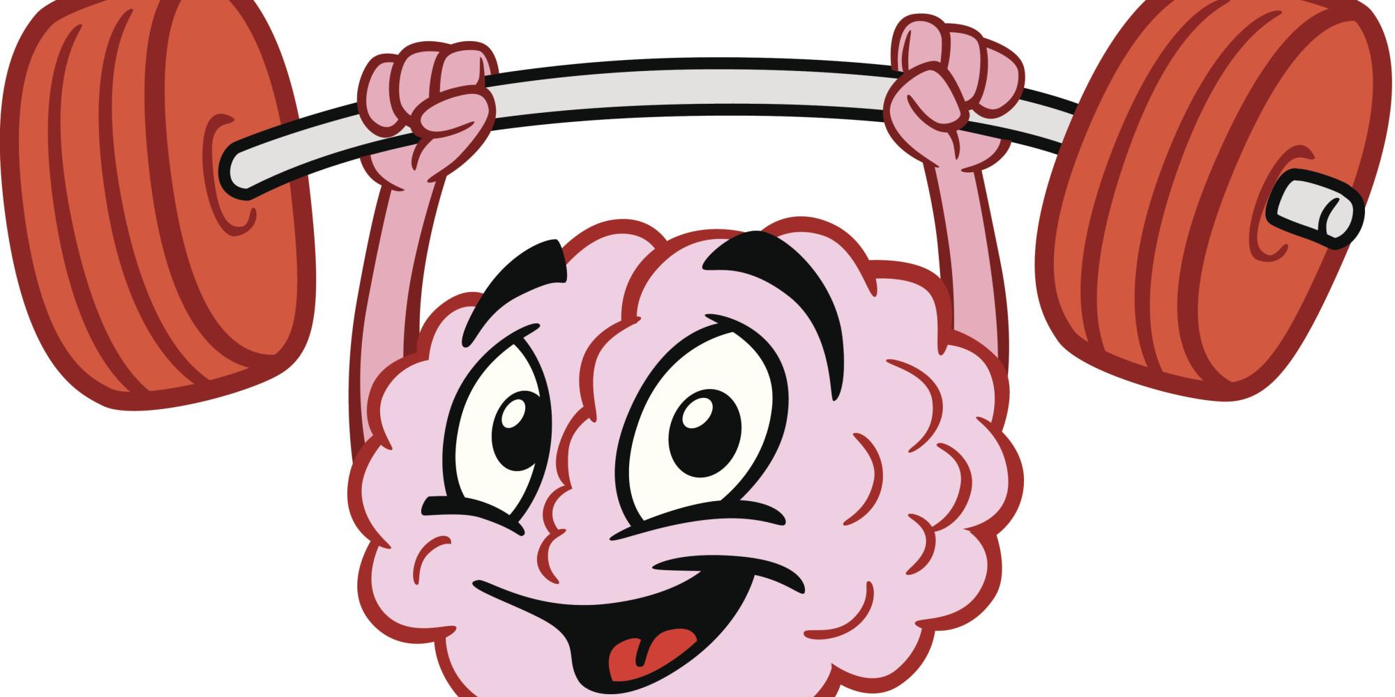 2000x1000 Brain Clipart Animated