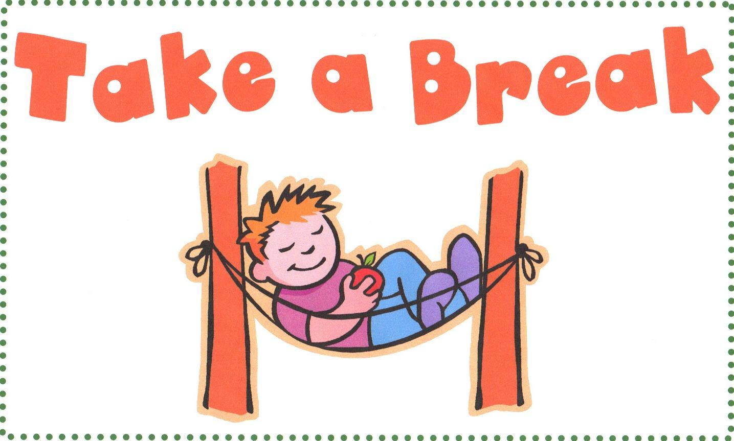 1435x863 Take A Break School Clipart