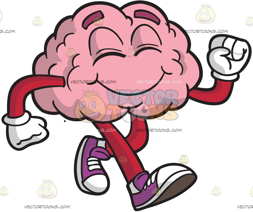 1024x861 Brain Clipart Happy Brain