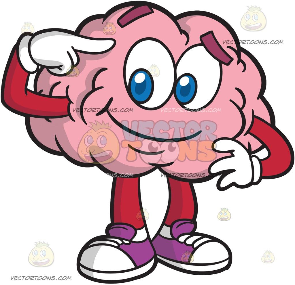 1024x991 Brain Clipart Smart Brain