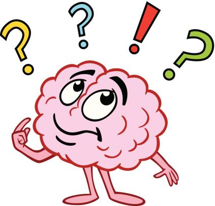 423x406 Brain Thinking Clipart Clipartfox 2