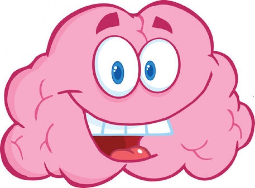 820x604 Cartoon Brain Clipart Cartoon Brain Clipart Photos Of Brain