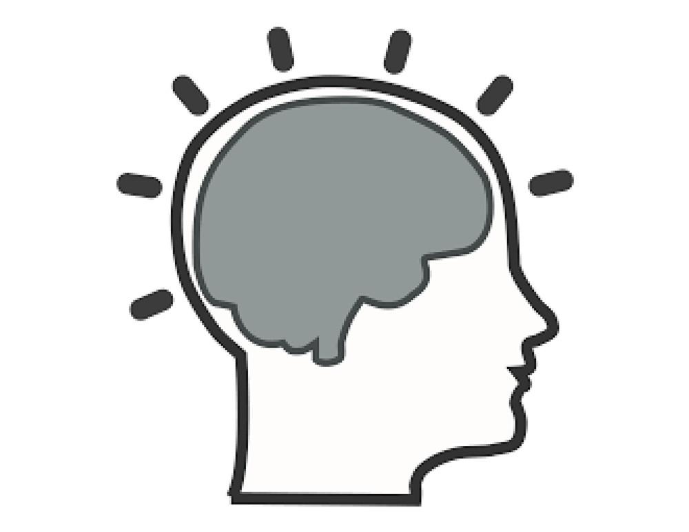1000x773 Brain Clipart Metacognition